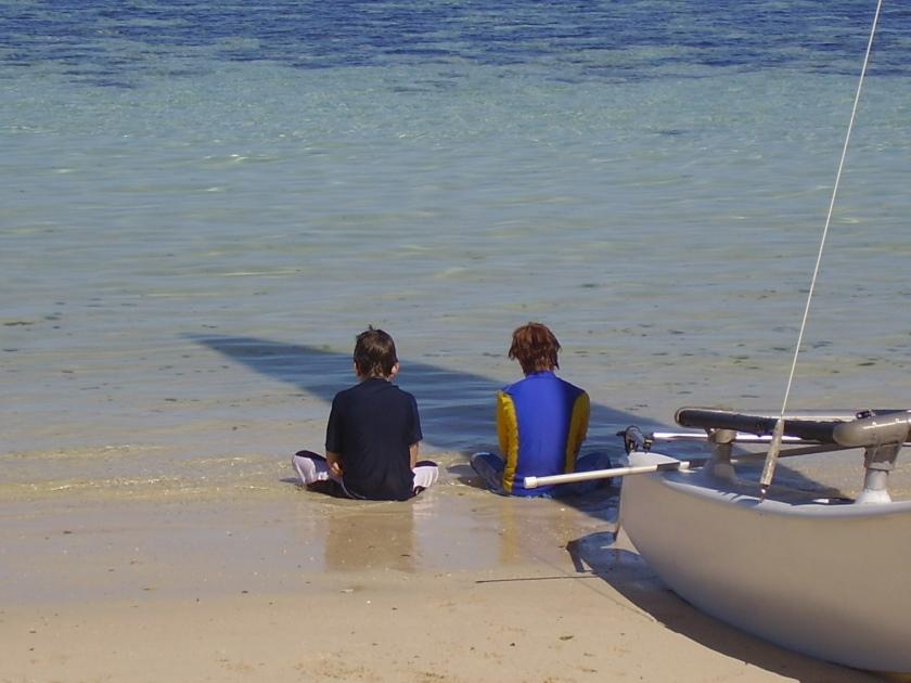 Tom & Chris Mana Island 05