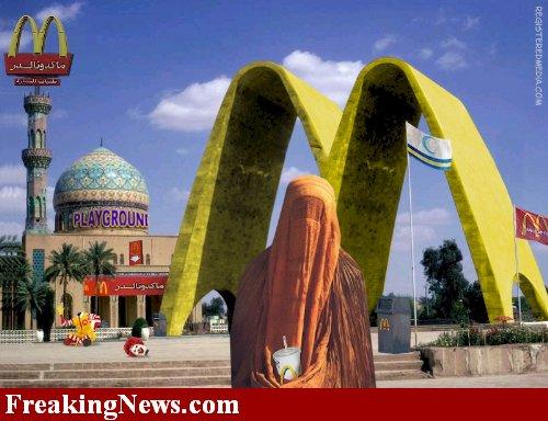 McDonalds-Iraq